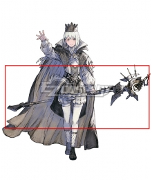 NieR Re[in]carnation Reincarnation Rion C Cosplay Weapon Prop