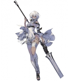 NieR Re[in]carnation Reincarnation Unknown Female Cosplay Costume