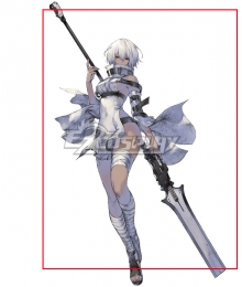 NieR Re[in]carnation Reincarnation Unknown Female Cosplay Weapon Prop