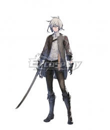 NieR Re[in]carnation Reincarnation Unknown Male Cosplay Costume