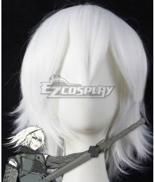 NIER Replicant Nier Silver Cosplay Wig