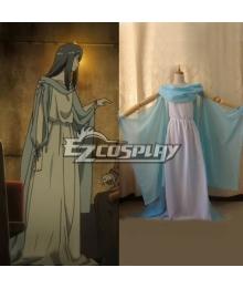 NO.6 Nezumi Female Version Cosplay Costume
