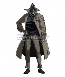 No Guns Life Juzo Inui Cosplay Costume