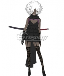 No More Heroes 2 Shinobu Cosplay Costume