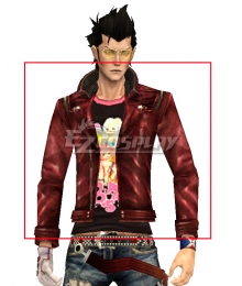 No More Heroes II Travis Touchdown Cosplay Costume Only Coat