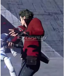 No More Heroes III Travis Touchdown Cosplay Costume