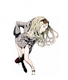 No More Heroes Sylvia Christel Cosplay Costume