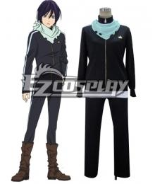 Noragami Aragoto Yato Cosplay Costume - A Edition