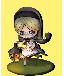 Obakeidoro!Female Girl Player Cosplay Costume