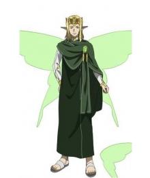Sword Art Online ALfheim Online Oberon Cosplay Costume