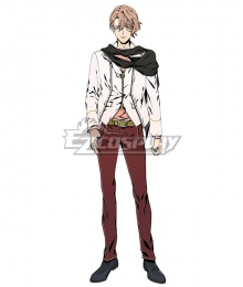 Obey Me! Asmodeus Casual Attire Cosplay Costume