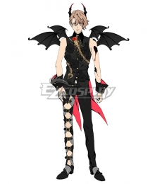 Obey Me! Asmodeus Demon Cosplay Costume