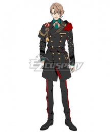 Obey Me! Asmodeus RAD Uniform Cosplay Costume