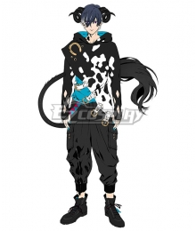 Obey Me! Belphegor Demon Cosplay Costume