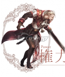 Octopath Traveler Conquerors Of The Continent Titus Cosplay Costume