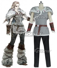Octopath Traveler H'aanit Cosplay Costume