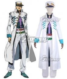 JoJo's Bizarre Adventure: Golden Wind Jotaro Kujo Cosplay Costume