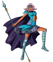 Olympus Guardian Athena Cosplay Costume