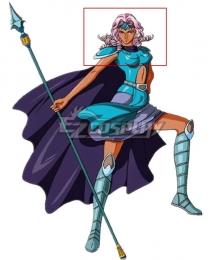 Olympus Guardian Athena Pink Cosplay Wig