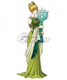 Olympus Guardian Demeter Cosplay Costume