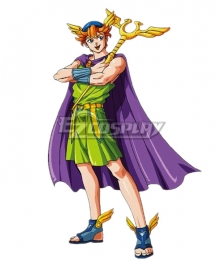 Olympus Guardian Hermes Cosplay Costume