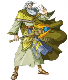 Olympus Guardian Zeus Cosplay Costume