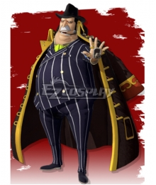 One Piece X· Drake Cosplay Costume