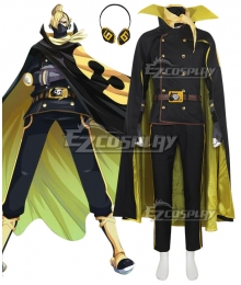 One Piece Germa 66 Sanji Vinsmoke Cosplay Costume