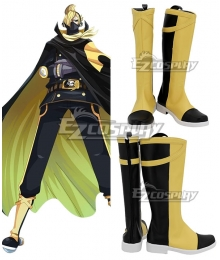 One Piece Germa 66 Sanji Vinsmoke Golden Shoes Cosplay Boots