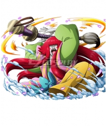 One Piece Kanjuro Cosplay Costume