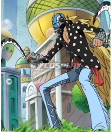One Piece Killer Cosplay Costume