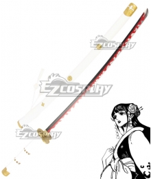 One Piece Roronoa Zoro Enma Sword Scabbard Cosplay Weapon Prop