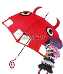 One Piece Perona Ghost Princess Umbrella Cosplay Accessory Prop