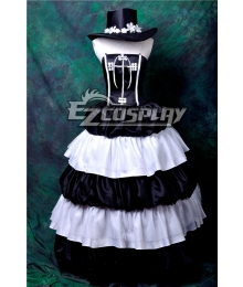 ONE PIECE Perona Lolita Cosplay Anime Costume-Y508