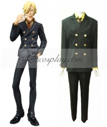 One Piece Sanji Vinsmoke After 2Y Cosplay Costume