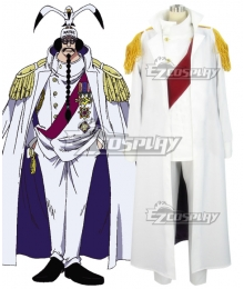 One Piece Sengoku Cosplay Costume