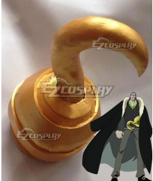 One Piece Sir Crocodile Desert King Fake Hand Cosplay Accessory Prop