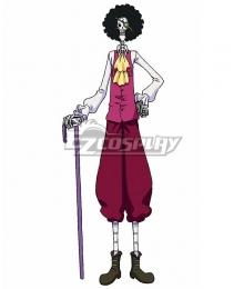One Piece: Stampede 2019 Movie Brook Cosplay Costume