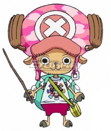 One Piece: Stampede 2019 Movie Tony Tony Chopper Cosplay Costume