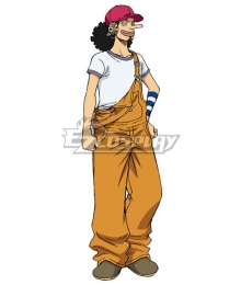 One Piece: Stampede 2019 Movie Usopp B Edition Cosplay Costume