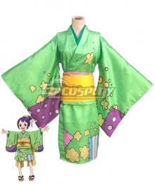 One Piece Wano Country Arc O Tama Kimono Cosplay Costume