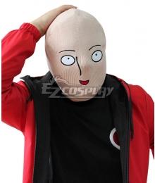 One Punch Man Season 2 Saitama Mask Cosplay Accessory Prop