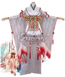 Onmyoji Shiranui Cosplay Costume