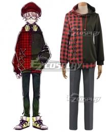 Ookami Game Wolf Game Yukinari Shimotsuki Cosplay Costume