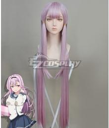 Oresuki Are You Really the Only One Who Likes Me Sakura Akino Pink Cosplay Wig