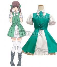 Oshi ga Budoukan Ittekuretara Shinu Aya Yokota Cosplay Costume