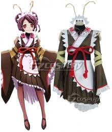 Overlord II Entoma Vasilissa Zeta Cosplay Costume