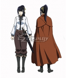 Overlord II Narberal Gamma New Cosplay Costume