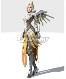 Overwatch 2 OW Mercy Cosplay Costume