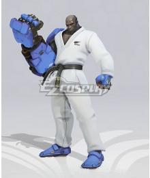 OverWatch OW Karate Doomfist 2020 Summer Games Cosplay Costume